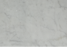 Tiles and Slabs in Marmo Bianco di Carrara tipo CD