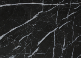 Tiles and Slabs in Marmo Nero MQ