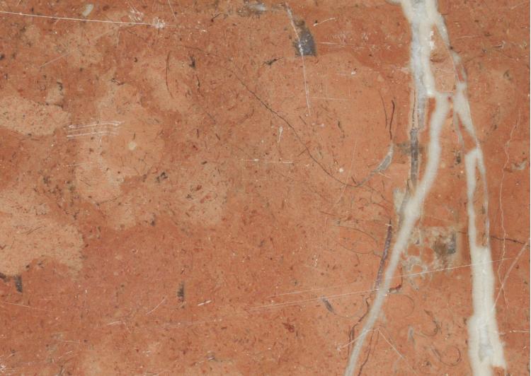 Lastre e piastrelle in marmo rosso alicante